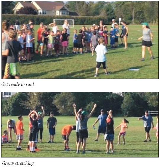 GCAA launches inaugural Running Program   Garden City News